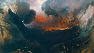 One of many depictions of the Apocalypse: The Briton John Martin painted