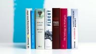 Seite an Seite: Die nominierten Titel für den Deutschen Sachbuchpreis