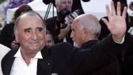 Claude Brasseur (1936 – 2020), hier im Jahr 2006 in Cannes.