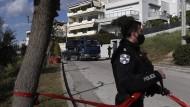 Mord an Polizeireporter: Griechischer Journalist in Athen auf offener Straße erschossen