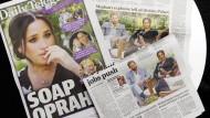 Was haben Meghan Markle und Prinz Harry vor? Die schöne Geschichte vom einfachen Leben