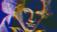 Immer noch der am meisten gespielte klassische Komponist: Ludwig van Beethoven.