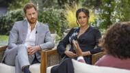 Meghan und Harry bei Oprah: Was sie noch zu sagen haben