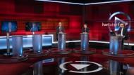 TV-Kritik: Hart aber fair  Botschaft eines desaströsen Tages