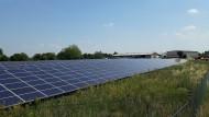 Auch Solarparks wollte Summiq mit dem Erlös aus dem Börsengang kaufen.