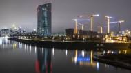 Die EZB dürfte der höhere Inflation ins Auge schauen