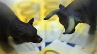 Vom Bullen zum Bären - kommt auch an der Börse ein Regimewechsel?