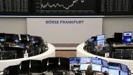 Unsicherheit hassen Börsianer - deswegen verdrängen sie diese gerne.