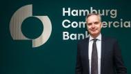 Stefan Ermisch, der Vorstandsvorsitzende der Hamburg Commercial Bank, wird strenger bei der Kreditvergabe