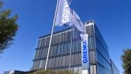 Bilanzierung im Brennpunkt: Firmengebäude des Finanzdienstleisters Grenke in Baden-Baden