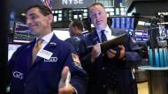 Der amerikanische Aktienmarkt bleibt spannend.