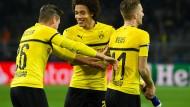 Derzeit haben beim BVB alle Grund zur Freude: Spieler, Fans und Aktionäre