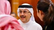 Amin Nasser ist seit 2015 Vorstandsvorsitzender des Ölkonzerns Saudi Aramco.