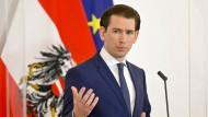 """""""Er ist das Zentrum"""": Ein Spitzenbeamter des österreichischen Justizministeriums über Sebastian Kurz"""