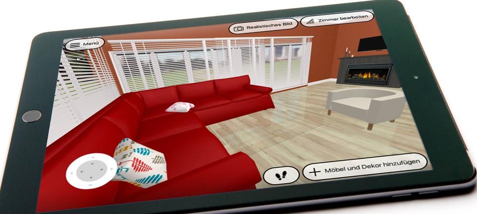 ein neuer sessel furs wohnzimmer anstatt mobel zu rucken und mit zollstock zu hantieren
