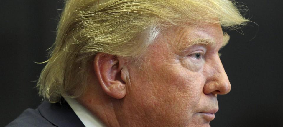 Donald Trumps Frisur Als Markenzeichen Ein Plädoyer