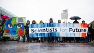 Wissenschaftler mit Mission: Wo endet die Aufklärung, wo beginnt der Aktivismus?