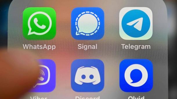 whatsapp news der faz zum instant