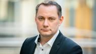 In Sachsen ist für ihn die Welt noch in Ordnung: Tino Chrupalla, Bundesvorsitzender der AfD