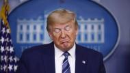 """Trump erneuert Betrugsvorwurf: """"Die Demokraten hatten diese Wahl von Anfang an manipuliert"""""""