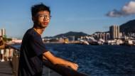 Tony Chung auf einer Aufnahme vom August