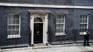 Sehnsuchtsort: Der Sitz des britischen Premierministers in 10 Downing Street