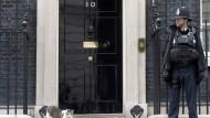 Sämtliche Kandidaten für die Nachfolge von Theresa May würden gerne in 10 Downing Street einziehen.