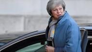 Theresa May hätte gerne mehr Zeit für ihre Verhandlungen mit der EU.