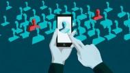 Kann eine Tracking-App gegen das Virus helfen?