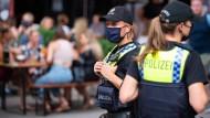 Hamburg: Mehr als 1,2 Millionen Euro Corona-Bußgelder eingenommen