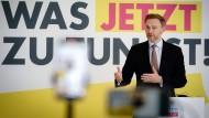 FDP-Parteitag: Werben mit dem wirtschaftspolitischen Sachverstand