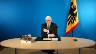 Bundespräsident Steinmeier ist von Moskau enttäuscht