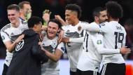 Ein Team findet sich selbst: Beim 3:2 gegen die Niederlande wird der Neuanfang der Nationalelf sichtbar.