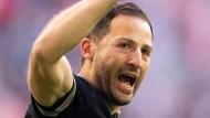 Verstärkt als Entwickler von Einzelspielern gefordert: Schalkes Trainer Domenico Tedesco.