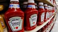 Soll Qualität versprechen: Der Tomatenketchup aus dem Markenportfolio des Konzerns