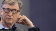 Microsoft-Gründer Bill Gates hat die Pandemie schon lange vorhergesagt.