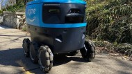 Amazon testet Lieferroboter in Atlanta.
