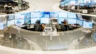 Die Zahl der börsennotierten deutschen Unternehmen sinkt.