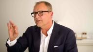 Andreas Fibig, deutscher Unternehmenschef in New York
