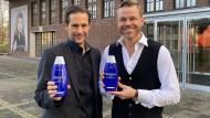 Nils Daecke (links) und Rik Strubel von Henkel