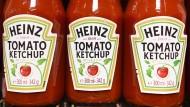 Verbannt: Edeka führt Heinz-Ketchup nicht weiter im Programm.