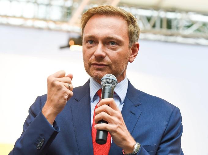 Die FDP als David gegen Goliath? Christian Lindner will eine weitreichende Ausweitung der Währungsunion verhindern.