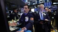 Wird das jetzt schlimm oder nicht? Die Börsianer rätseln.