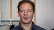 Der Hamburger Unternehmer Alexander Falk, 50 Jahre alt.