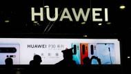 Huawei will auch beim 5G-Ausbau mitmischen.