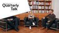 Quarterly Talk: Geld, Ruhm oder Sinn – warum gründet man wirklich ein Start-up?