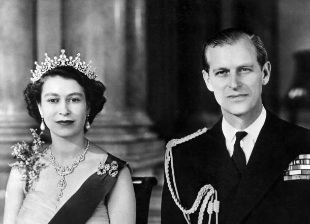 Eiserne Hochzeit von Knigin Elisabeth II