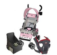 Jeep pack and go baby crib