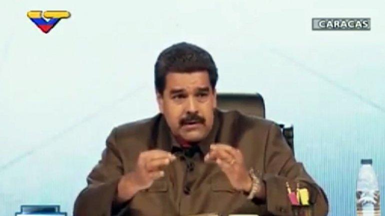 Nicolás Maduro se mostró preocupado por los comicios del 6 de diciembre