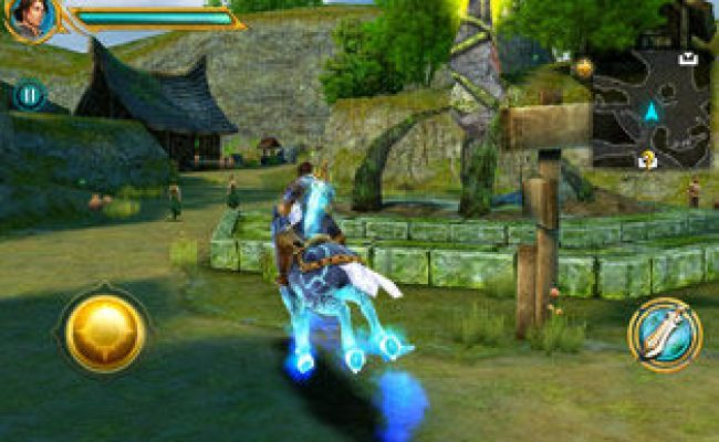 Sacred Odyssey Rise Of Ayden Hd For Android Play Now